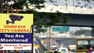 Photo of சென்னையில் பாதுகாப்புக்கு உதவும் வகையில் 3 லட்சம் கேமராக்கள்..